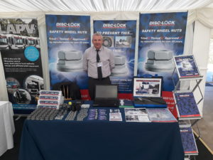 Disc-Lock at the OWL Midlands Roadshow 2019